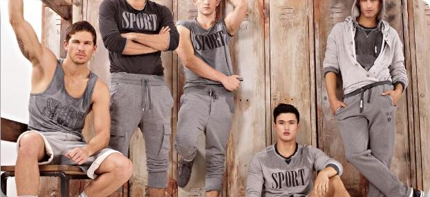پوشاک ورزشی مردانه