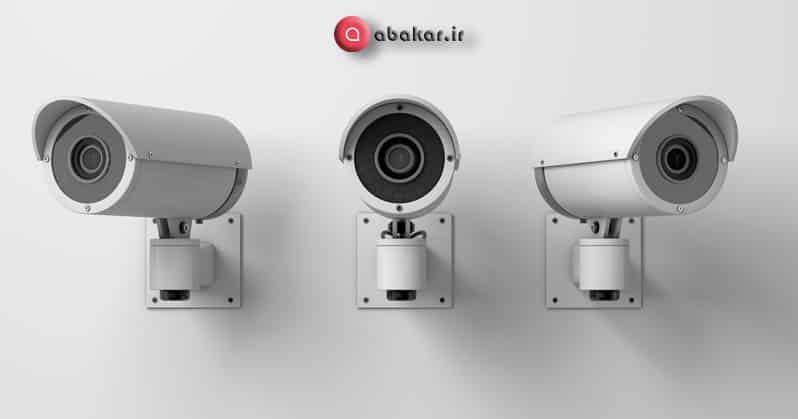 انواع دوربین های مداربسته آنالوگ