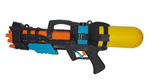 خرید تفنگ آبپاش اسباب بازی