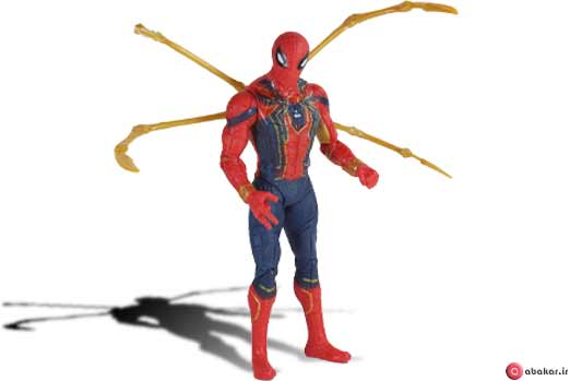 اکشن فیگور مدل مرد عنکبوتی کد 0269