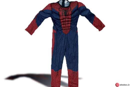 ست ایفای نقش مدل مرد عنکبوتی