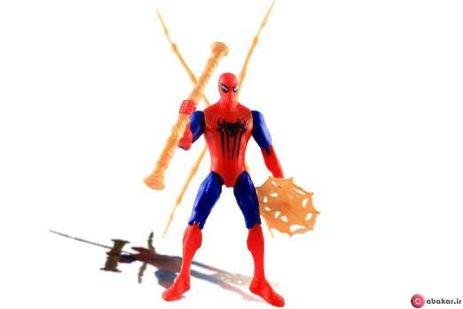 عکس مرد عنکبوتی اسباب بازی کد 313