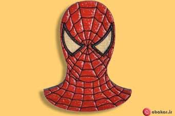 عکس مرد عنکبوتی - پیکسل طرح مرد عنکبوتی کد 12
