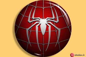 پیکسل تیداکس مدل اسپایدرمن مرد عنکبوتی کد TiD103