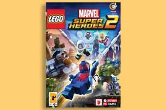 بازی Lego Marvel Super Heroes 2 مخصوص PS4