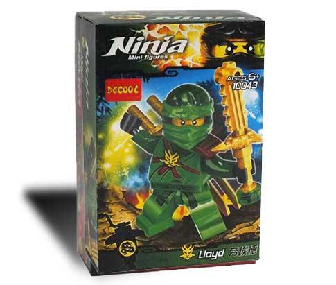 خرید اسباب بازی لگو نینجاگو مدل لوید
