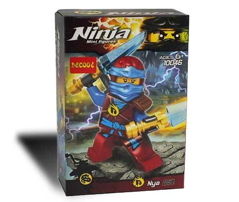 خرید اسباب بازی لگو نینجاگو مدل نیا