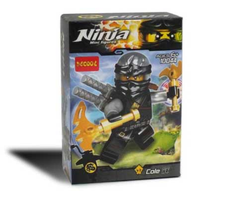 خرید اسباب بازی لگو نینجاگو مدل کول