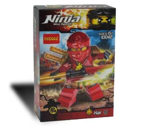 خرید اسباب بازی لگو نینجاگو