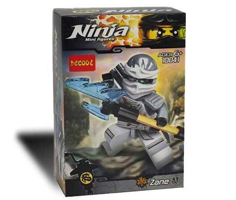 خرید اسباب بازی لگو نینجاگو مدل زین