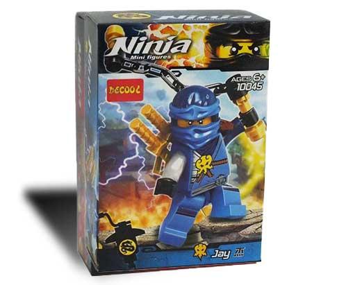 خرید اسباب بازی لگو نینجاگو مدل جی