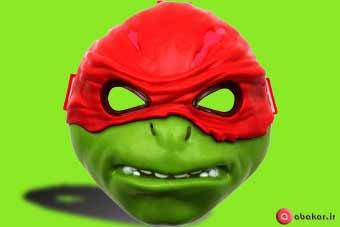 اسباب بازی لاکپشت های نینجا مدل نقاب