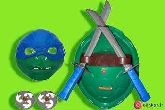 اسباب بازی لاکپشت های نینجا مدل n1