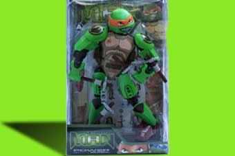 اسباب بازی لاکپشت های نینجا مدل اکشن فیگور
