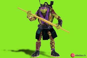اسباب بازی لاکپشت های نینجا مدل داناتلو