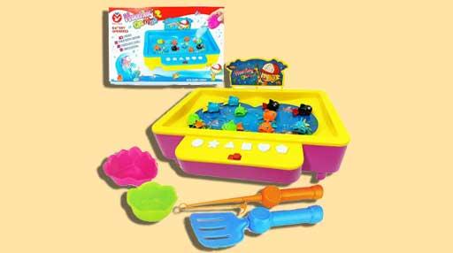 اسباب بازی مدل ماهیگیری کد 685
