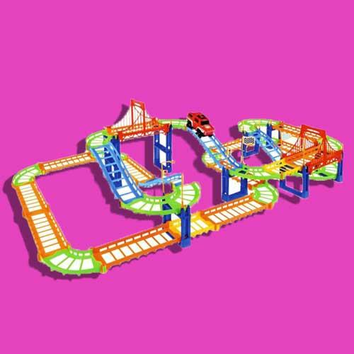 عکس اسباب بازی مدل ساختنی و ریسینگ