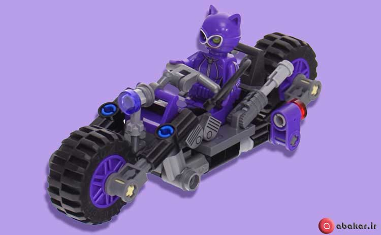Catwoman Catcycle Chase کد 70902
