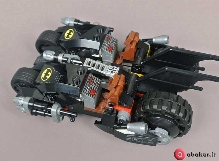 ساختنی لاری مدل Bad Leader کد 11350