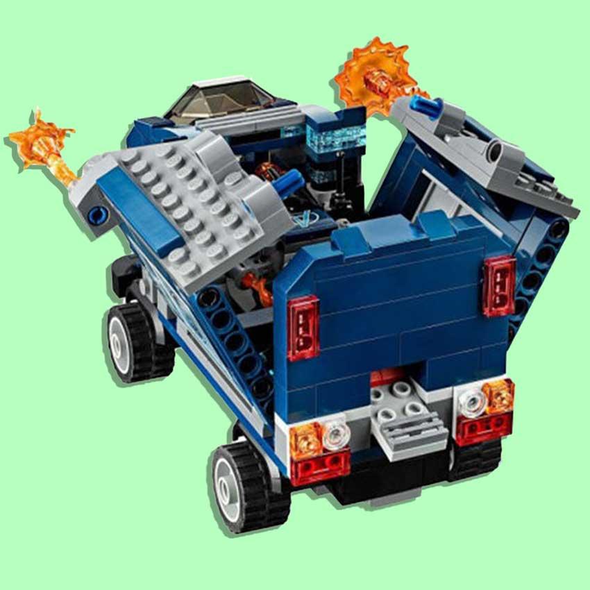 خرید لگو انتقام 4 مدل ماشین جنگی