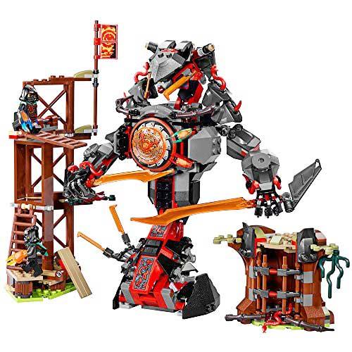 لگو سری Ninjago مدل Dawn of Iron Doom 70626