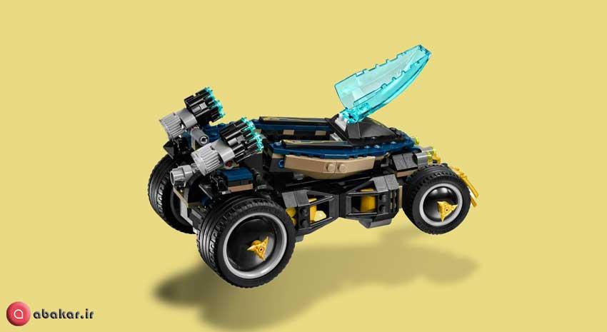 ماشین لگویی نینجاگو