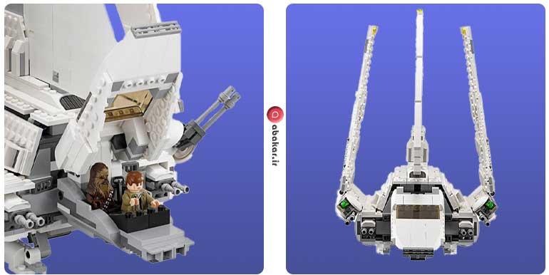 تصاویر مربوط به لگو جنگ ستارگان 75094