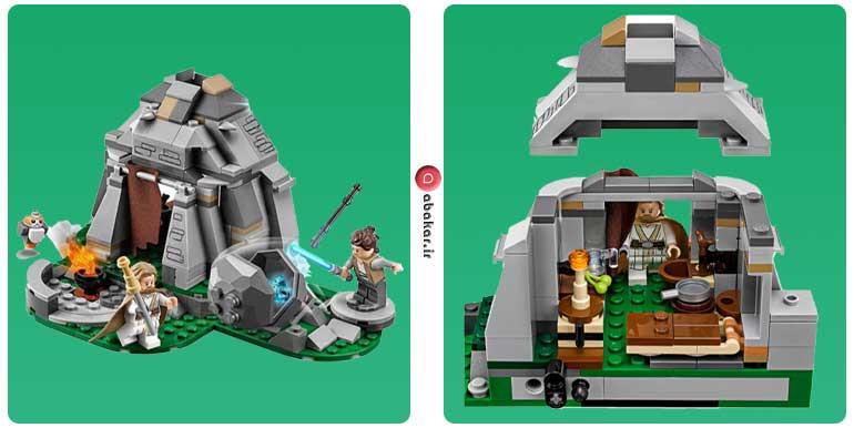 قیمت لگو مدل معبد کهکشانی