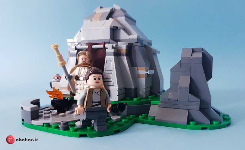 لگو مدل Star wars کد 75200