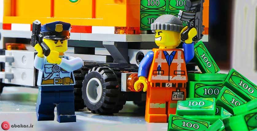 قیمت لگو پلیس