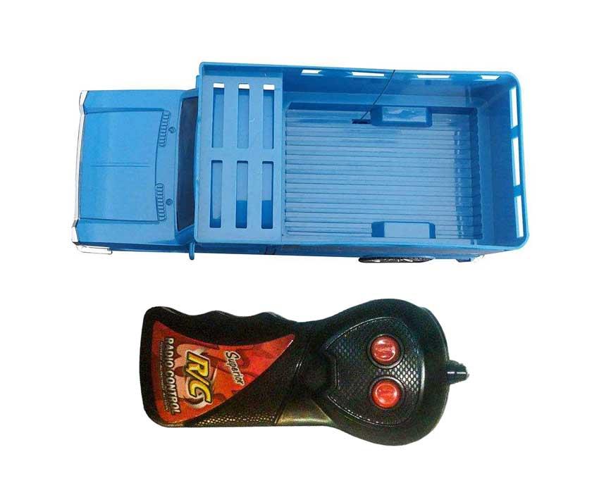 کنترلر و خودروی اسباب بازی
