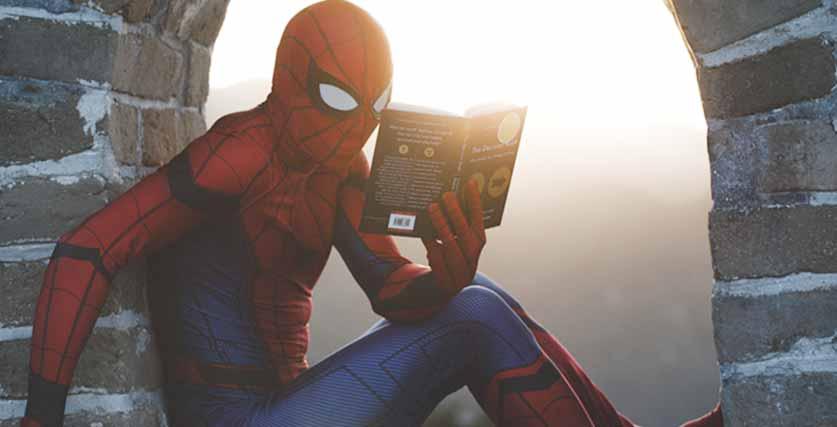 لگو های مرد عنکبوتی
