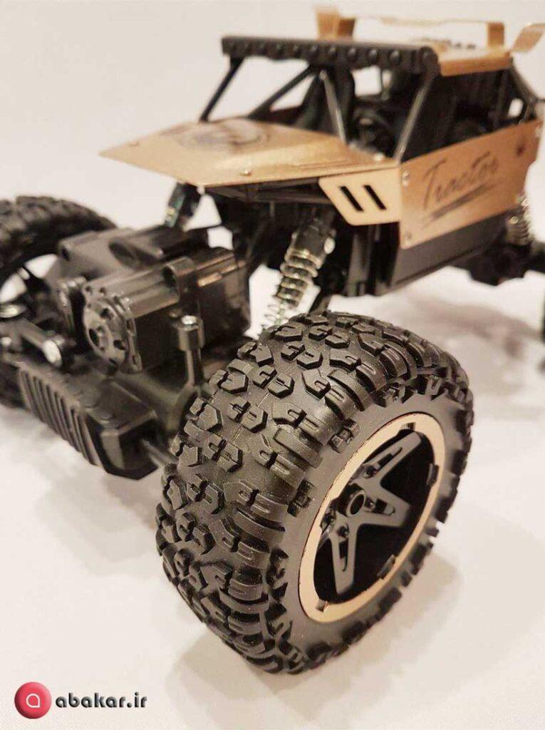 خودرو های بازی کنترلی مدل آفرود