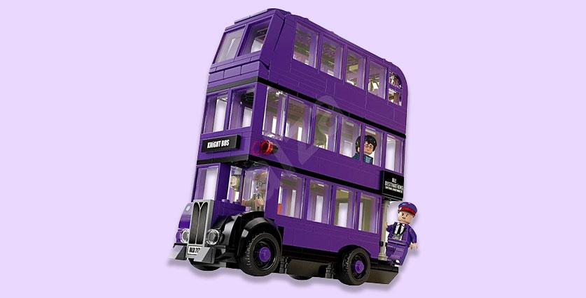 اتوبوس اسباب بازی