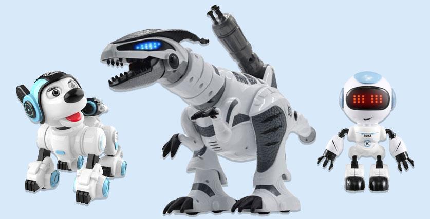 ربات های اسباب بازی